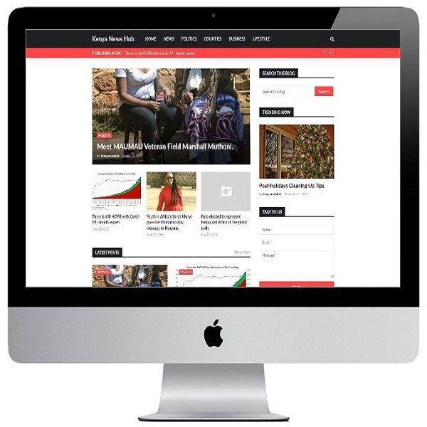 Kenyan News Hub